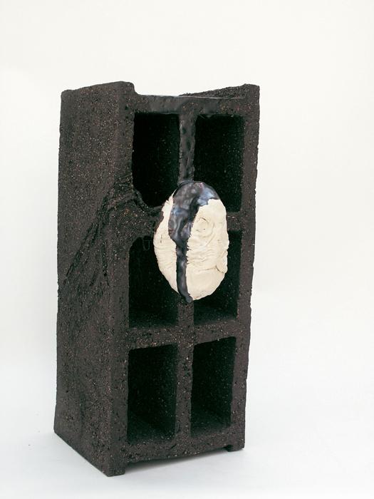 Spécimen n°4 – céramique – 45x20x30 cm – 2005