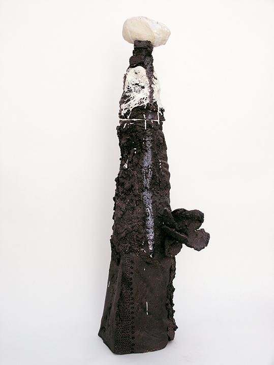 Spécimen n°8 – céramique – 95x25x24 cm – 2005