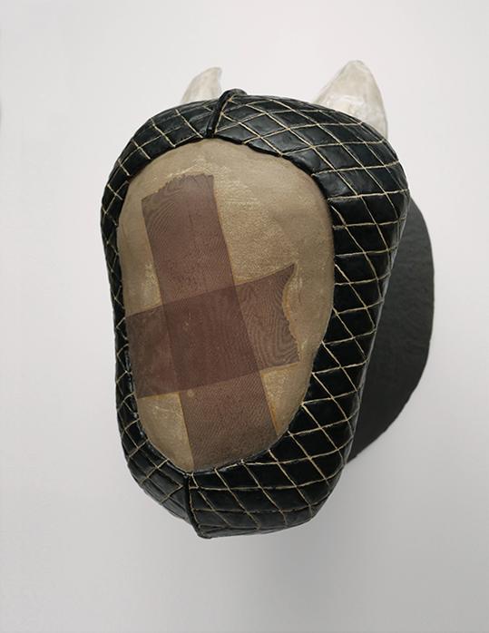 Camisole n°6 – céramique – 31x20x23 cm – 2017