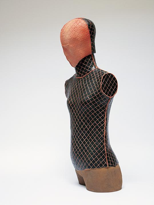 Camisole n°10 – céramique – 72x24x22 cm – 2018
