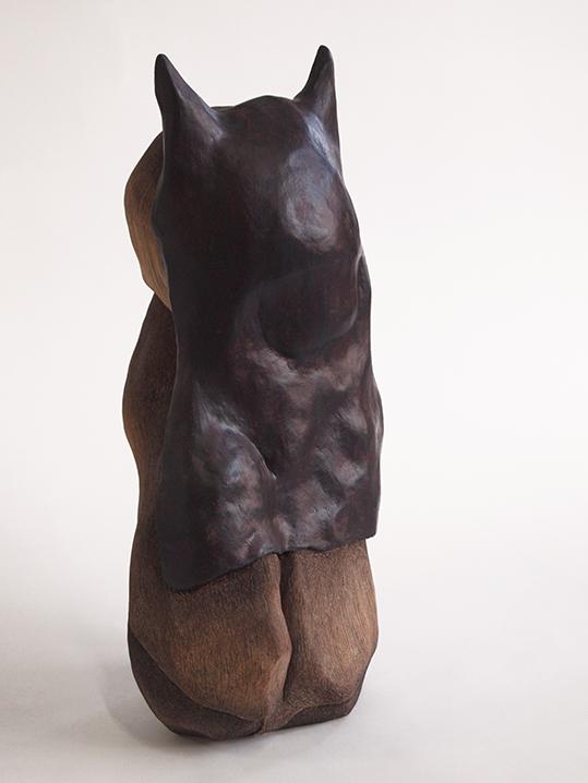 Corpusgraphie n°7 – céramique – 57x29x20 cm – 2015