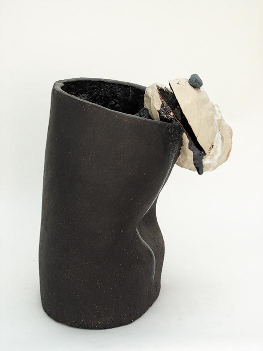 Spécimen n°2 – céramique – 31x23x22 cm – 2005