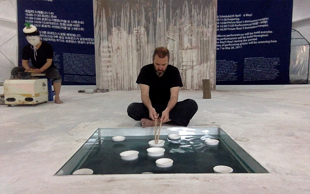 CaptureaMaking narratives – performances – GICB 2017, Gyeonggi International Ceramic Biennale, Korea – 2017 d'écran 2017-05-04 à 22.11.39
