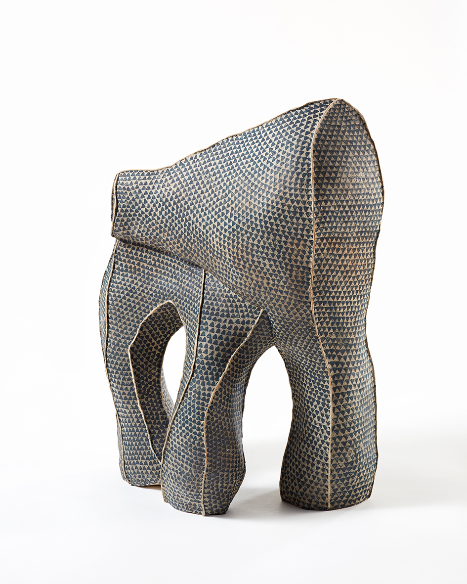 Capsule 3D n°1 – céramique – 21x41x51 cm – 2020 – Photo©Atelier Find Art